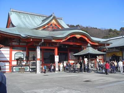 成田山へ初詣に行きました!