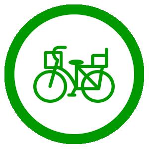 名古屋市三人乗り自転車貸出事業を引き継ぎました。のイメージ