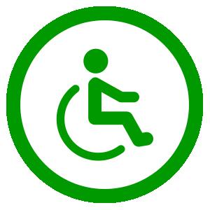 障害者余暇支援活動のイメージ