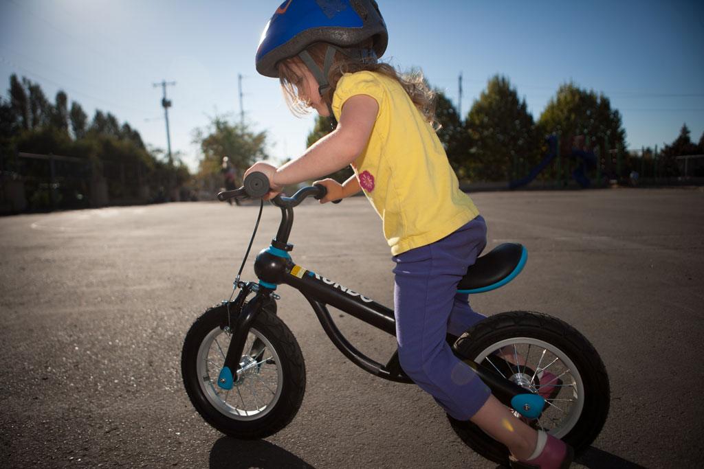 世界で愛されている子ども用自転車KUNDOスマートトレイル